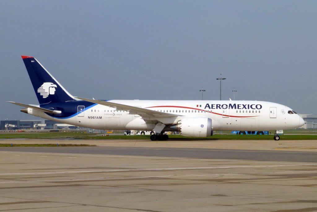 Aeroméxico suspenderá vuelos a Guayaquil