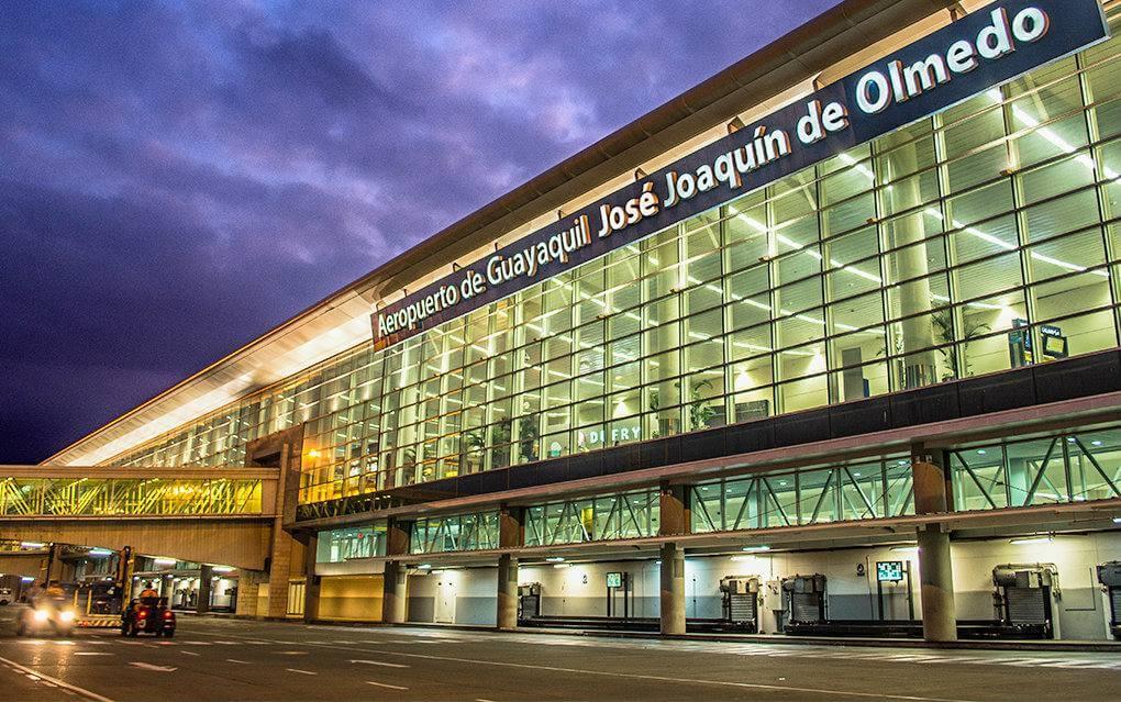 aeropuerto de Guayaquil cierra por mantenmiento