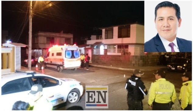 Patricio Guaranga, concejal de Riobamba, fue asesinado
