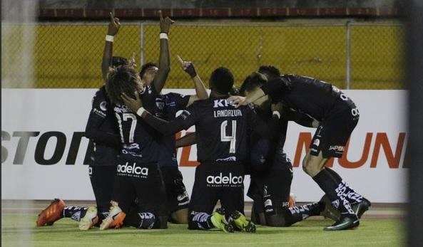 Independiente del Valle clasificó a cuartos de final de la Sudamericana