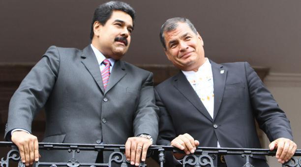 Gobiernos de Correa y Maduro blanqueaban dinero