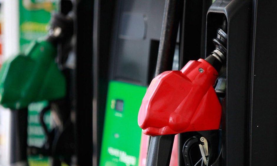 precio de los combustibles en America