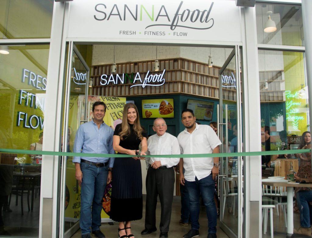 Rosanna Queirolo inauguró su restaurante