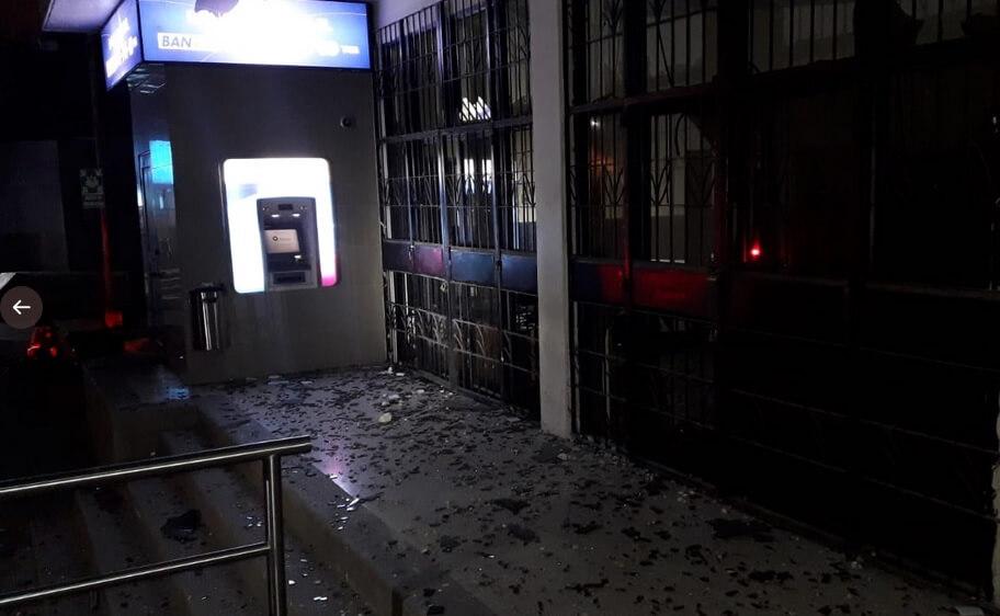 otra explosion en Universidad de Guayaquil