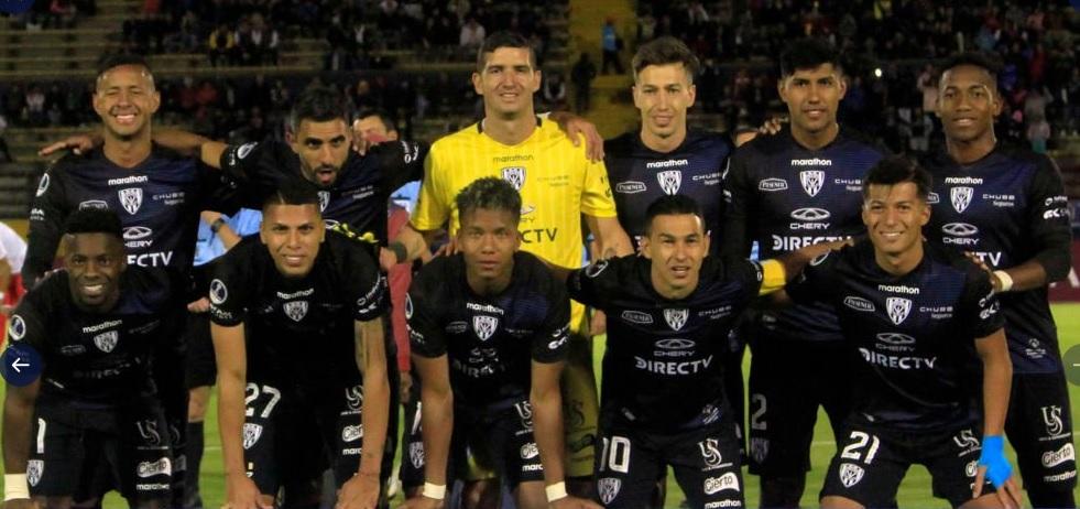 Independiente del Valle, semifinalista de la Copa Sudamericana