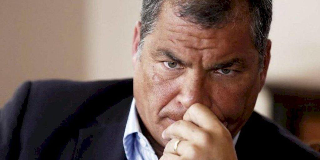 Fiscal General pide prisión para Rafael Correa