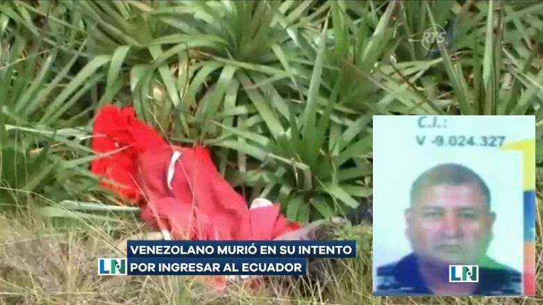 venezolano-muerto-ingresar-ecuador