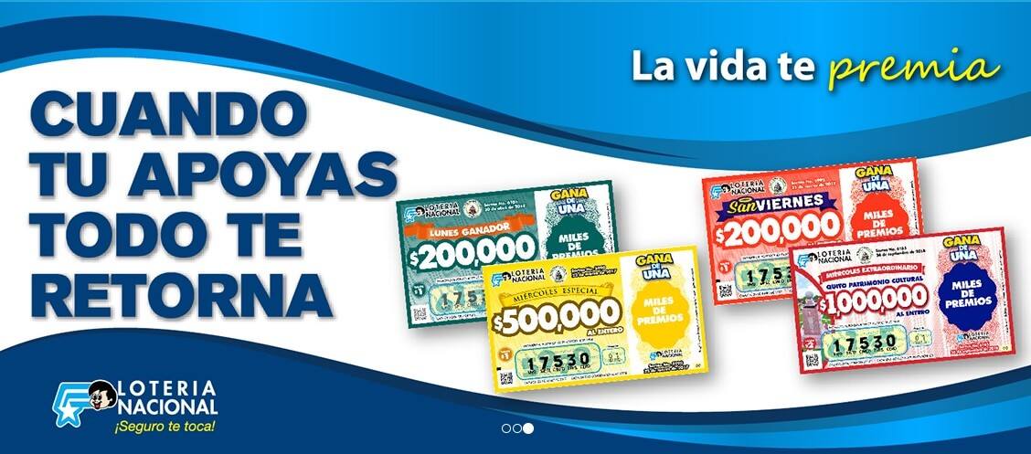 sorteo 6496 loteria nacional