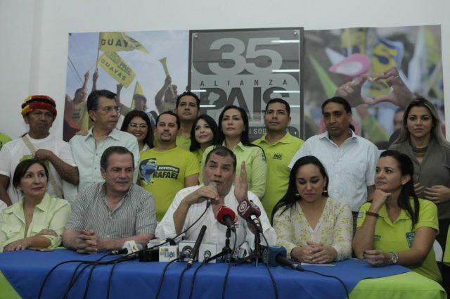 corrupcion gobierno Rafael Correa