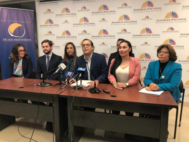 CREO propone Ley de Fortalecimiento de las Familias
