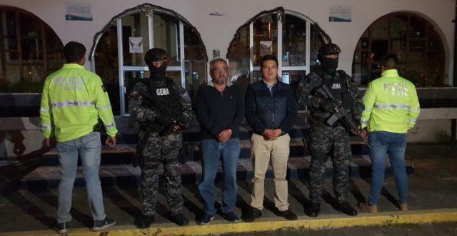 padre de Gabriela Rivadenira preso