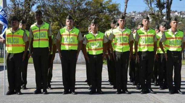 reclutamiento policia nacional 2020