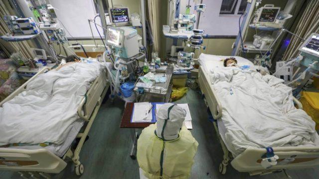 numero de muertos por coronavirus en China