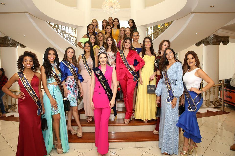 candidatas miss ecuador 2020