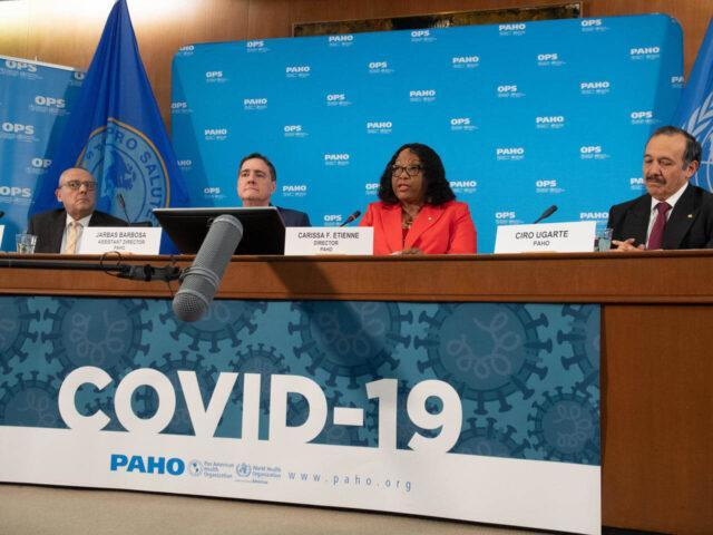 covid-19 seguira propagandose advierte OPS