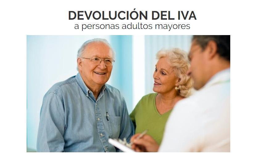 devolucion iva adultos mayores