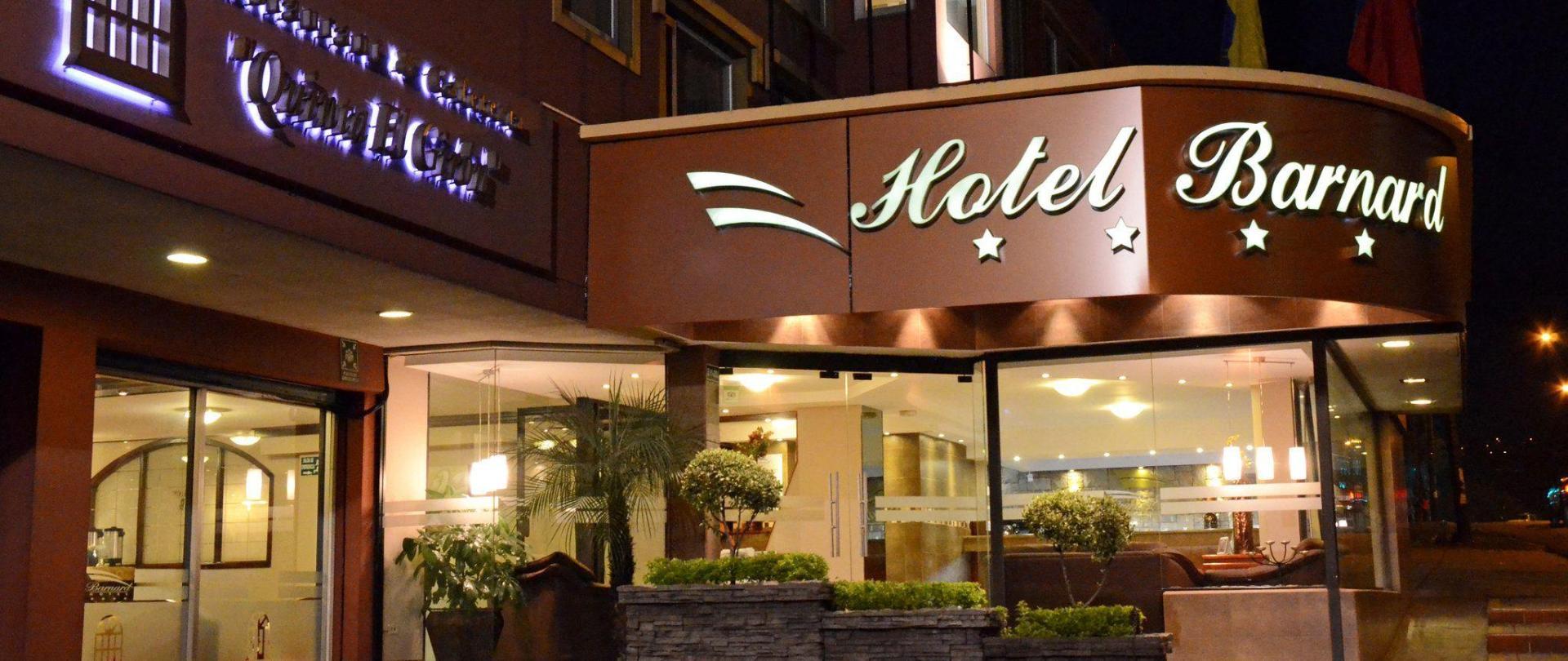 hoteles de Quito cierran operaciones por la pandemia