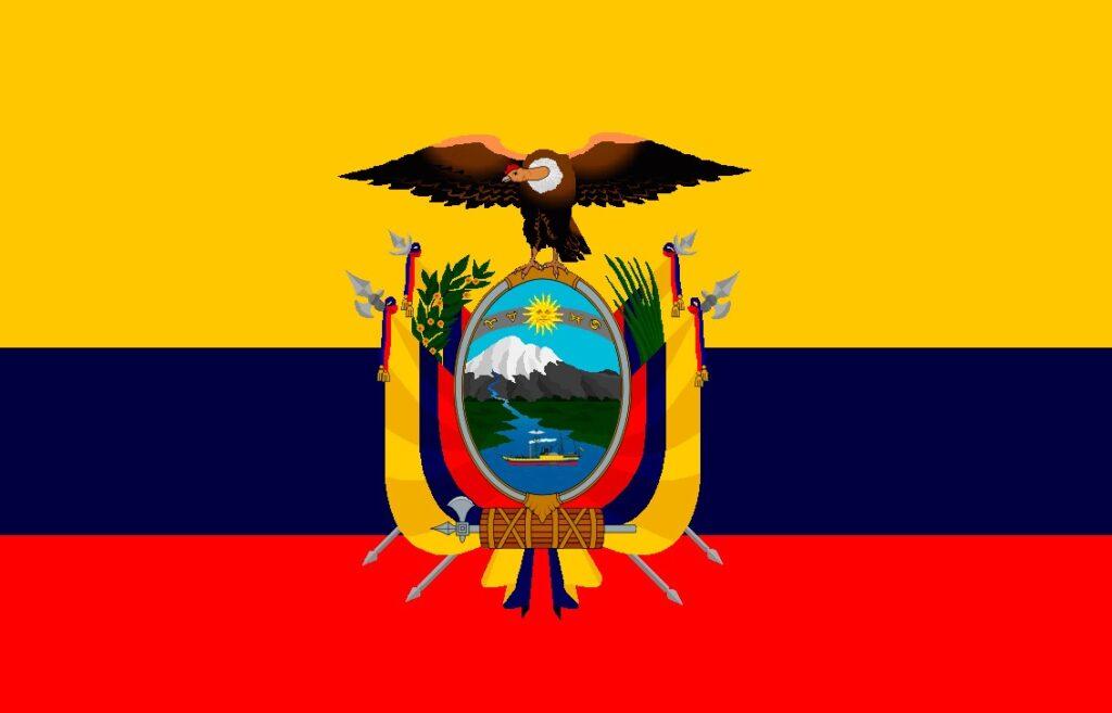 imagen bandera ecuador