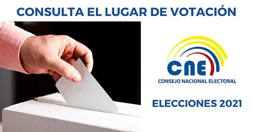 lugar votacion ecuador 2021