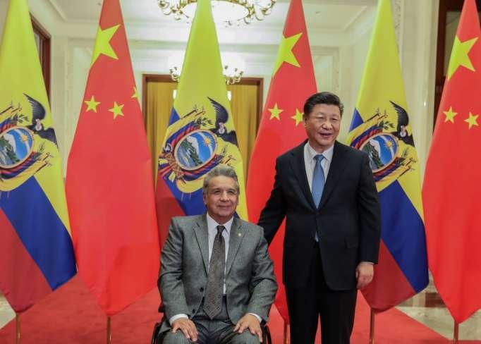 ecuador renegocia deuda con bancos de China