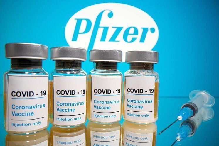 vacuna pfizer cornavirus