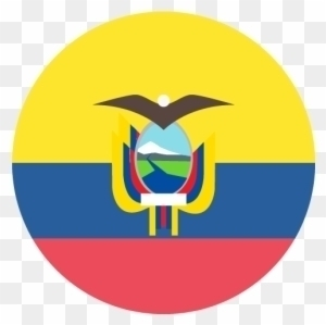 vector de la bandera del ecuador