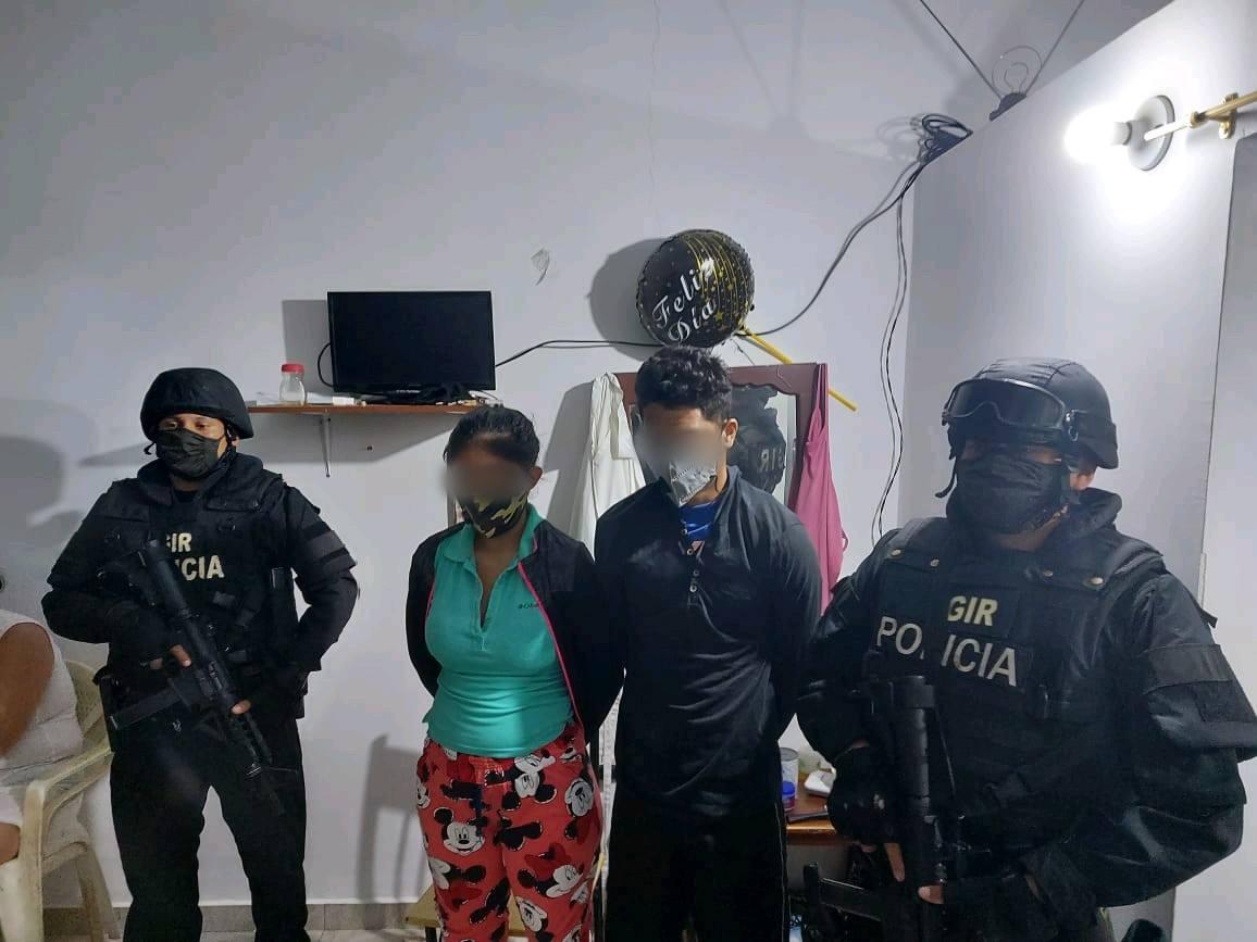 venezolanos detenidos asesinato