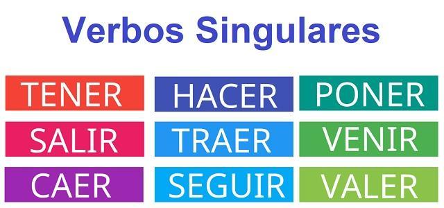 verbos-singulares