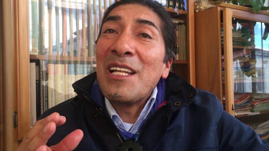 yaku perez candidato presidencial